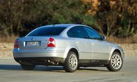 VW Passat W8 Ratgeber Klassiker Bilder technische Daten Heck