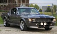 Eleanor Gt500 Mustang Shelby Nachbau 60 sekunden film 0006