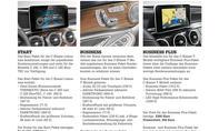 Mercedes C-Klasse Limousine T-Modell Kaufberatung Bilder technische Daten Ausstattungspakete