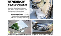 Mercedes C-Klasse Limousine T-Modell Kaufberatung Bilder technische Daten Extras Sonderausstattungen