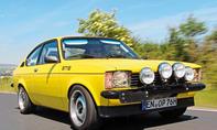 Opel Kadett GT/E Kaufberatung Oldtimer Bilder technische Daten