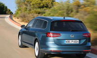 VW Passat Variant TDI 2014 Test Fahrbericht Kombi