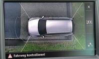 VW Passat Variant TDI 2014 Test Fahrbericht Kombi Display Umsicht Assistenzsystem