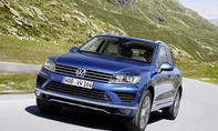 VW Touareg 3.0 V6 TDI 2014 Facelift Test SUV