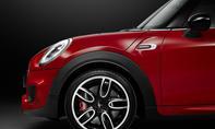 MINI John Cooper Works 2015 Detroit Auto Show Power Kleinwagen