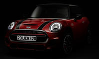 MINI John Cooper Works 2015 Detroit Auto Show Power Kleinwagen