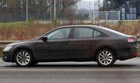 Skoda Superb 2015 Erlkönig Prototyp Fahrbericht Mittelklasse Limousine Neuheiten