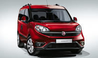 Fiat Doblo 2015 Markteinführung Preise neue Generation Premiere Familien-Van