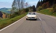 NSU Wankel Spider RS Roadster Oldtimer Reportage Schauinsland Faszination Bilder
