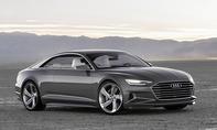 Audi prologue 2015 A9 Luxus-Coupé