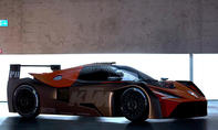 KTM X-Bow GTR GT4-Rennversion Preis April 2015 Rennwagen