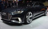 Audi prologue Avant 2015 Design Kombi Studie Genfer Autosalon Avantissimo