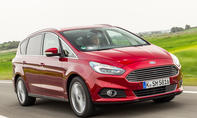 Fahrbericht Ford S-Max 2015 2.0 TDCi Familien-Van Siebensitzer