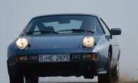 Porsche 928 S Vergleich Sportwagen
