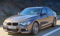 BMW 3er Facelift 2015 340i 318i Dreizylinder Modellpflege