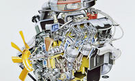 Ford V6 Motor Technik
