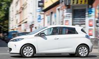 Renault Zoe Kleinwagen Elektroauto Alltags-Test