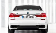 BMW 7er 2015 IAA Luxusklasse Luxus-Limousine 730d 740i 750i 740e