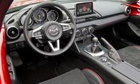 Fahrbericht Mazda MX-5 2015 Roadster Leichtbau Cabrio