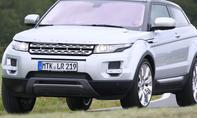 Range Rover Evoque eD4 - Coupé