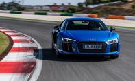audi r8 2015 fahrbericht sportwagen v10 plus