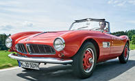 BMW 507 Roadster Faszination Auto Klassiker Luxus-Cabrio