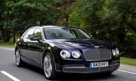 Top-12 der stärksten Luxuslimousinen: Bentley Flying Spur