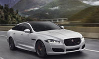 Top-12 der stärksten Luxuslimousinen: Jaguar XJR