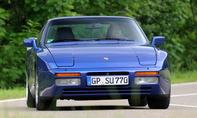porsche 944 turbo classic cars spoiler vergleichstest front
