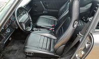 porsche 911 carrera 2 964 vergleichstest classic cars seitenansicht innenraum