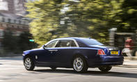 Top-12 der stärksten Luxuslimousinen: Rolls-Royce Ghost