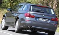 BMW-Heckansicht