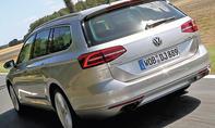 VW-Heckansicht