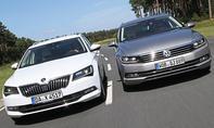 VW-Konzern-Kombis