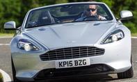 Aston Martin DB9 GT Volante Sportwagen Fahrbericht