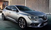 Renault Megane 2015 IAA Kompaktklasse Neuheit