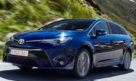 Toyota Avensis Touring Sports 2.0 D-4D Test Mittelklasse Diesel