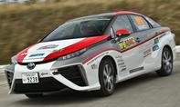 Toyota Mirai Fuelcell Rallye Fahrbericht