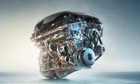 Sechzylinder-Turbobenziner