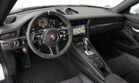 Porsche 911 Innenraum Cockpit