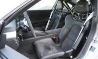 Porsche 911 Innenraum