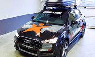 Audi A1 Jon Olsson Hommage