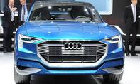 Audi Q6 2018 e-tron quattro Elektro-SUV