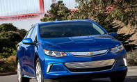 Chevrolet Volt 2016 Facelift