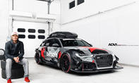 Audi RS 6 DTM Jon Olsson