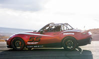 Mazda MX-5 Cup Race Car