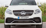 mercedes-amg gle 63 s coupe vergleich