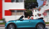 Mini Cabrio 2016 Cooper