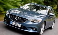 Mittelklasse-Top-7 – Platz 5: Mazda 6
