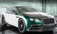 Mansory Bentley Continental GT Race Tuning